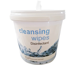 Disinfectanbt Cleaning Wipes Bulk Bucket Compliant